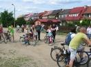 Pielgrzymka rowerowa do Bysławka 2012