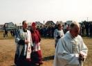 Poświęcenie tymczasowego kościoła_2